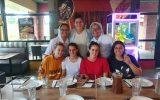 CEC welcomes Italian exchange students