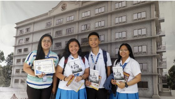 Seniors secure second spot in Bible Quiz Bee