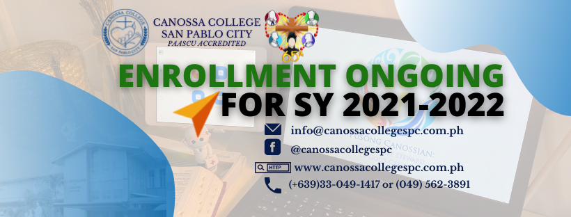 ENROLLMENT ONGOING FOR SY 2021-2022